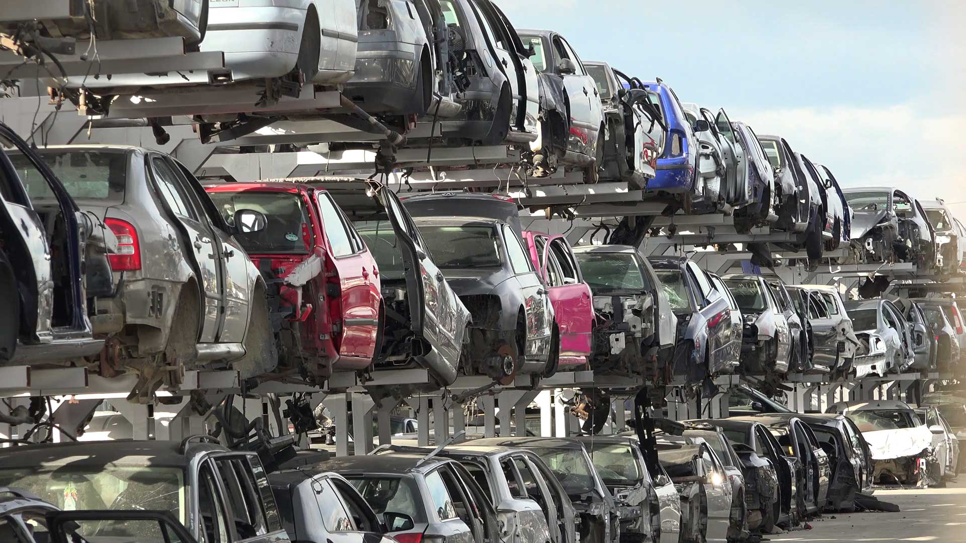 Location Can Affect The Value Of Your Junk Car