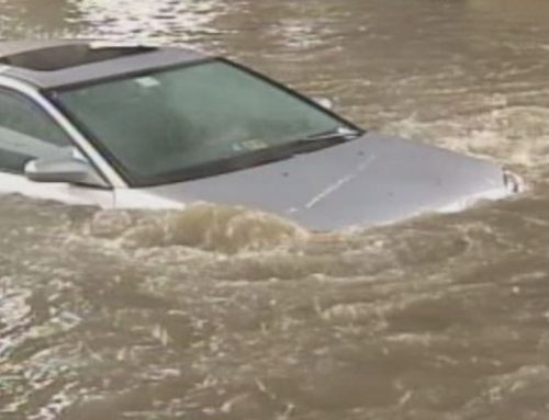 Flooded Vehicle – Can I Still Sell It?